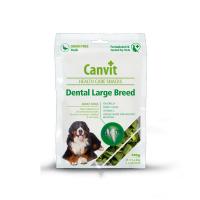 Canvit Snacks Dental Large Breed Duck 250 g