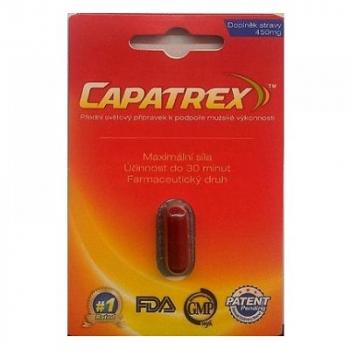 CAPATREX 1 kapsula