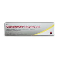 CAPSAGAMMA 53 mg/100 g krém 40 g