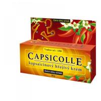 CAPSICOLLE kapsaicinový krém extra hrejivý 50 g
