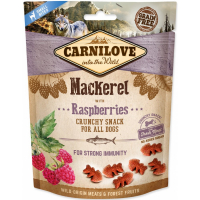CARNILOVE Dog Crunchy Snack Mackerel&Raspberries 200 g