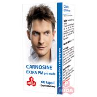 PURUS MEDA Carnosine Extra pre mužov 60 kapsúl