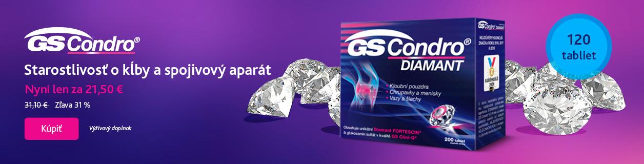 GS Condro Diamant so zľavou