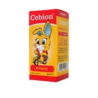 CEBION Vitamín C v kvapkách 30 ml