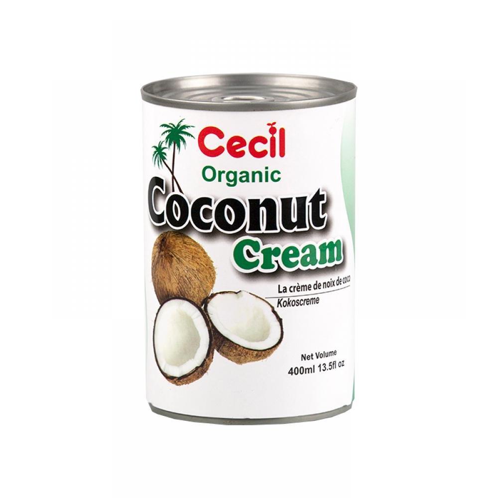 CECIL Bio kokosová smotana 400 ml