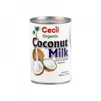 CECIL Bio kokosové mlieko 400 ml