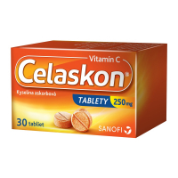 CELASKON tablety 250 mg 30 tabliet