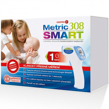 CEMIO Metric 308 Smart Bezkontaktný teplomer