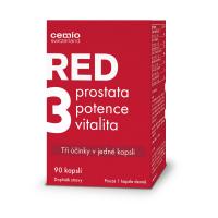 CEMIO RED3 90 kapsúl