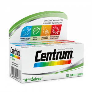CENTRUM AZ 100 tabliet