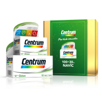 CENTRUM Multivitamín AZ 100 + 30 tabliet