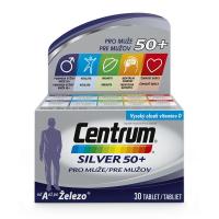 CENTRUM Silver pre mužov nad 50 rokov 30 tabliet