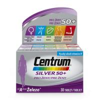 CENTRUM Silver pre ženy nad 50 rokov 30 tabliet