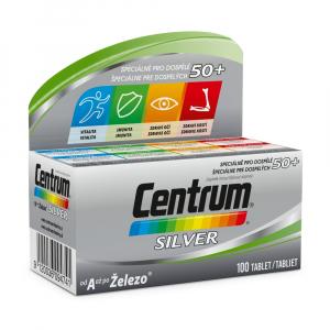 CENTRUM Silver nad 50 rokov 100 tabliet