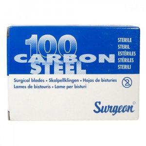 ČEPELKA skalpelová č.20 sterilní 1ks