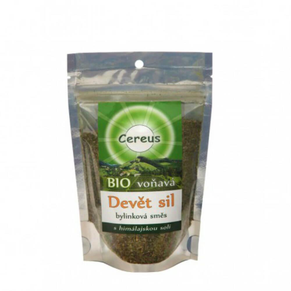 Himaljská soľ Bio bylinková - Deväť síl 150g