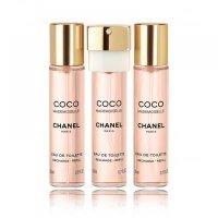 Chanel Coco Mademoiselle 3x20ml (náplň)