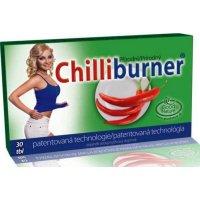 CHILLIBURNER podpora chudnutia 30 tabliet