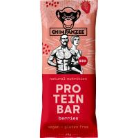 CHIMPANZEE PROTEIN BAR Berries 40 g BIO