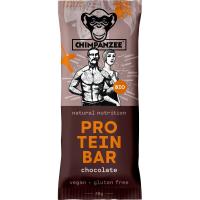 CHIMPANZEE PROTEIN BAR Chocolate 40 g BIO