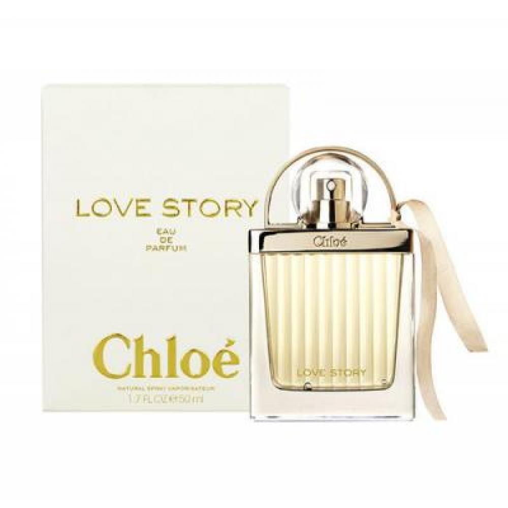 Chloe Love Story Toaletná voda 50ml
