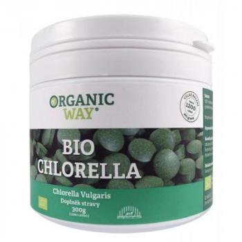 Chlorella Bio 300g tbl.1200
