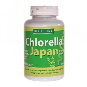HEALTH LINK Chlorella Japan 750 tabliet