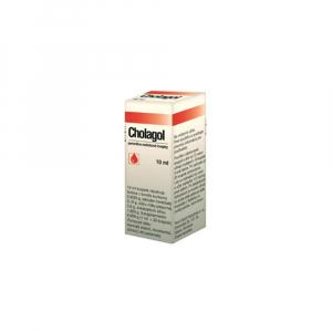 CHOLAGOL perorálne roztokové kvapky 10 ml