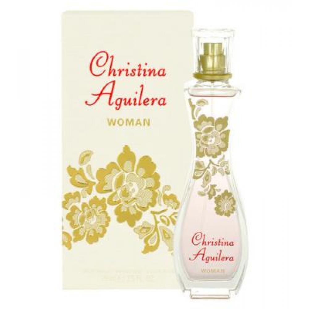Christina Aguilera Woman parfumovaná voda 75 ml