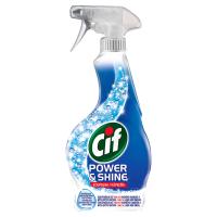 CIF Power&Shine Kúpeľňa Čistiaci sprej 500 ml