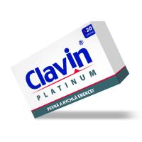 SIMPLY YOU Clavin platinum 20 kapsúl