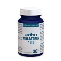 CLINICAL Melatonin 1mg 30 tabliet