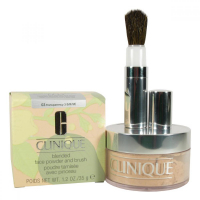 Clinique Blended Face Powder And Brush 03 35g (odtieň 03 Transparency)