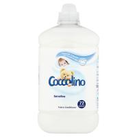 COCCOLINO Sensitive aviváž 72 dávok 1,8 l