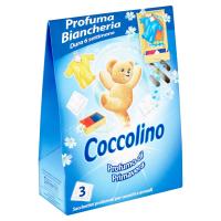 COCCOLINO vonné vrecúška Profumo di Primavera 3 ks