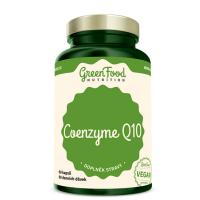 GREENFOOD NUTRITION Coenzym Q10 60 kapsúl