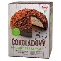 SEMIX Čokoládová torta bez lepku 430 g