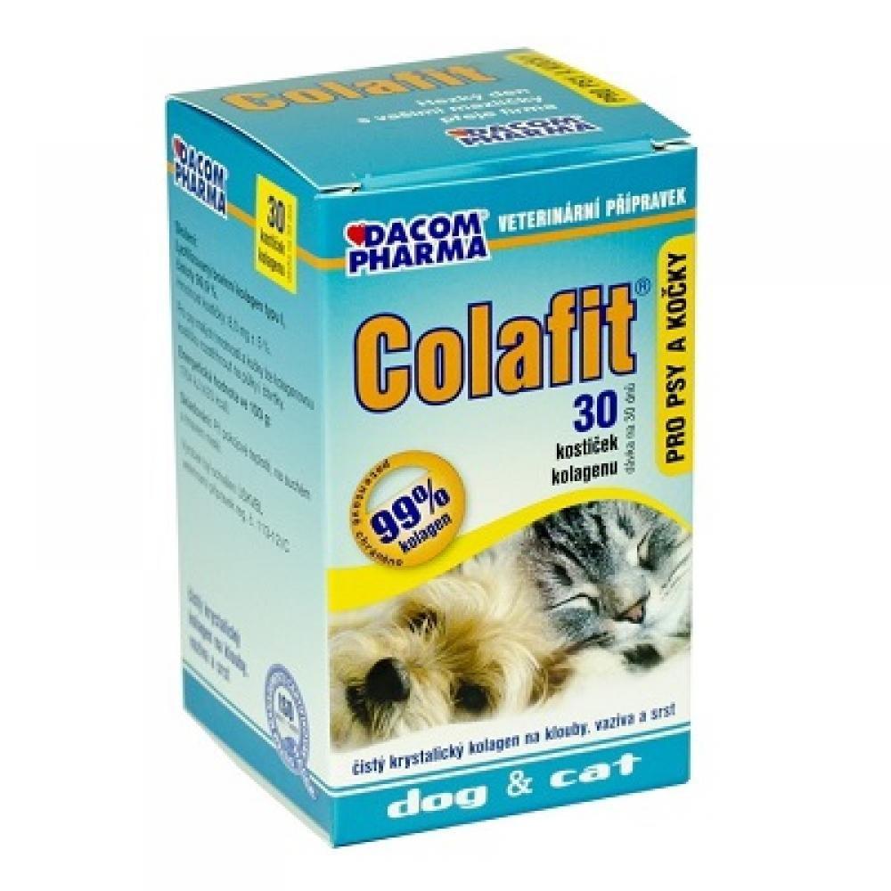 COLAFIT pre psy a mačky 30 kociek