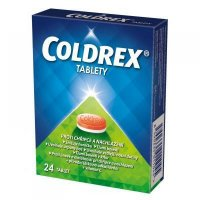 COLDREX TABLETY 24 tabliet