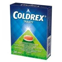 COLDREX TABLETY 24 tabliet