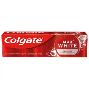 COLGATE Zubná pasta max white one luminous 75 ml