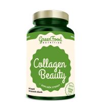 GREENFOOD NUTRITION Collagen Beauty 60 kapsúl