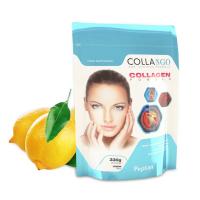 COLLANGO Collagen hydrolyzovaný kolagén s vitamínom C a so zinkom príchuť citrón 330 g