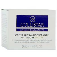 Collistar Ultra Regenerating Anti Wrinkle Night Cream 50ml
