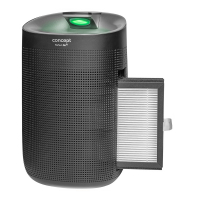 CONCEPT OV1210  Perfect Air odvlhčovač a čistička vzduchu čierna