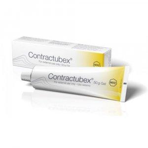 CONTRACTUBEX gel tuba 20 g
