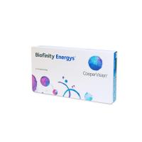 COOPERVISION Biofinity Energys 6 šošoviek, Počet dioptrií: -0,5, Počet ks: 6 ks, Priemer: 14,0, Zakrivenie: 8,6