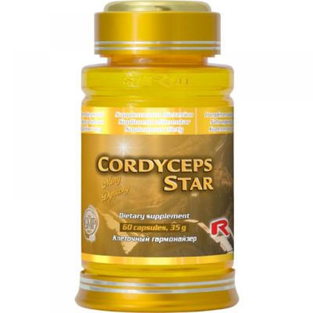 Cordyceps Star 60 cps