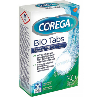 COREGA BIO Tabs čistiace tablety 30 ks