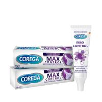 COREGA Max Control fixačný krém 2 kusy 40 g
